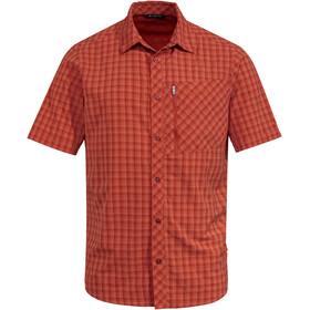 VAUDE Seiland II Camiseta Hombre, naranja